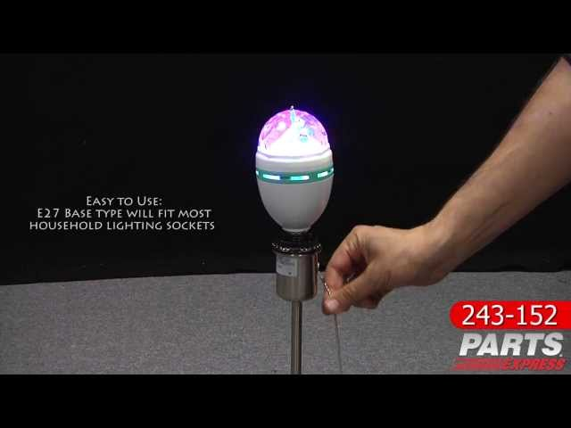 Lavolta Crystal Ball Effect