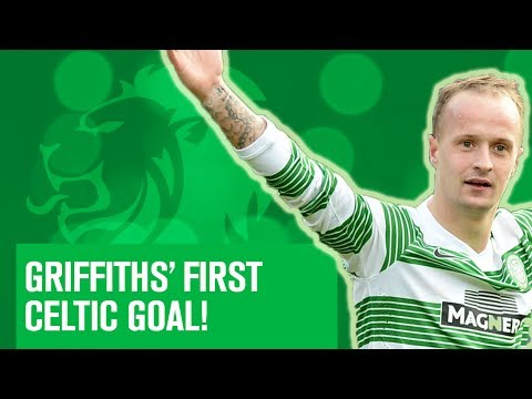 Leigh Griffiths celebrates dream goal for Celtic!