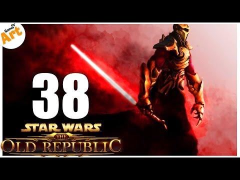 Прохождение Star Wars The old Republic - Sith Warrior - 38