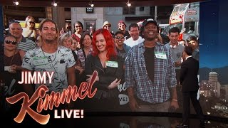 "Jimmy Kimmel Plays ""Who"