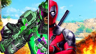 Black Ops 3 - Ninja Montage! (EPIC DEADPOOL SPECIAL) Ninja Defuse, Trolling, Funny Moments!