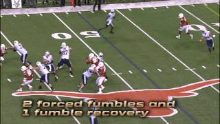 Malcom Brown highlights [Dec. 17, 2014]