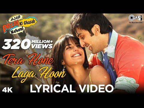 Tera Hone Laga Hoon With Lyrics - Ajab Prem Ki Ghazab Kahani - Atif Aslam & Alisha Chinai video