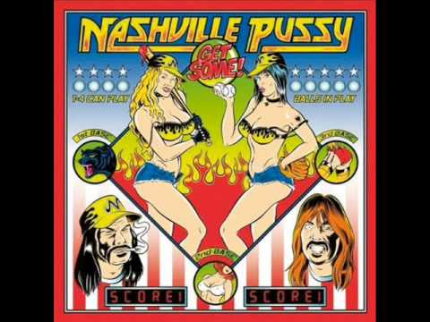 Nashville Pussy - Lazy White Boy