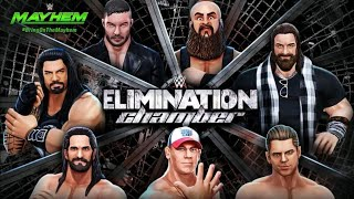 WWE Mayhem - Elimination Chamber 2018 Event | Match Gameplay | AM Might