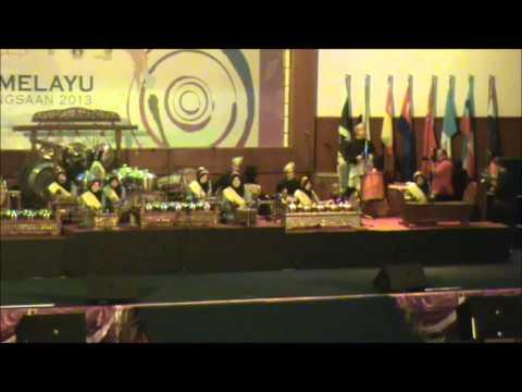 Pertandingan Gamelan Melayu Peringkat Kebangsaan 2013 - Gamelan...