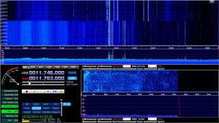 Panadapter com RTL-SDR para IC-706 / MK / MKIIG com HDSDR e OmniRig
