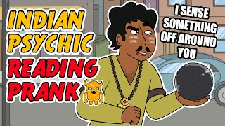 Indian Psychic Reading Prank - Ownage Pranks
