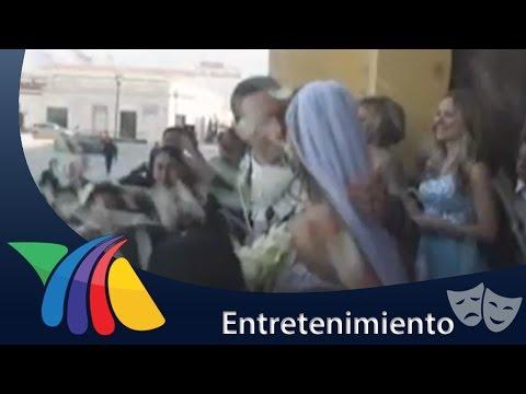 Anahí y Manuel Velasco se casan | Noticias de Chiapas