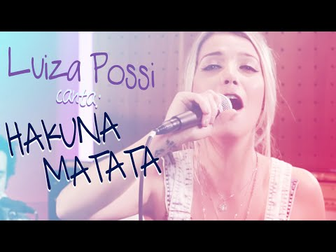 Luiza Possi - Hakuna Matata (O Rei Leão) | LAB LP