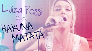 Download Lagu Luiza Possi - Hakuna Matata (O Rei Leão) | LAB LP Gratis STAFABAND