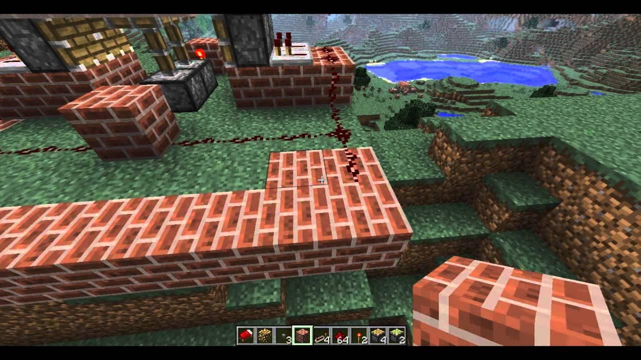 Minecraft как сделать свет