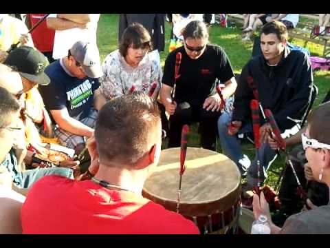 A Tribe Called Mi'kmaq - Intertribal @ Halifax Mawio'mi