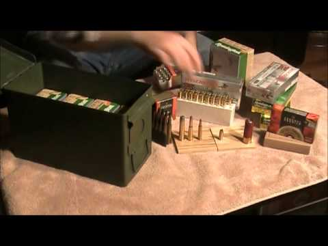 Ammo Storage / Ammunition Storage Secrets