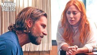 "A STAR IS BORN ""Bradley Cooper Transformation"" | 8 Oscar Nominations"