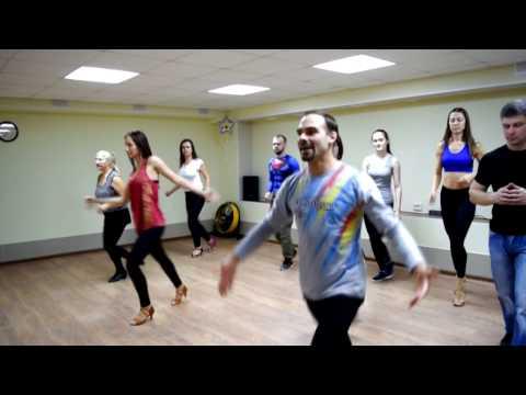 Сальса   Бачата   Кизомба в Школе танцев FionisDance, Омск