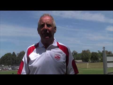 FFV Victorian Champions League - Eastern FC Head Zone Coach - Bobby McLachlan