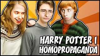 HARRY POTTER I HOMOPROPAGANDA (Garry