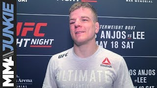 UFC on ESPN+ 10: Grant Dawson full post-fight interview