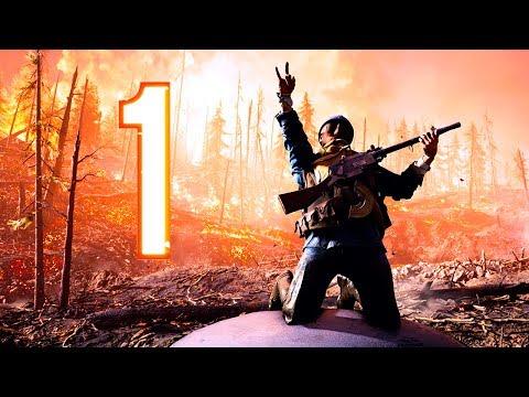 Battlefield 1 - Random & Funny Moments #24 (Battlefield Assassin, Lag is Real!)