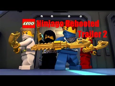 LEGO Ninjago Rebooted Trailer 2