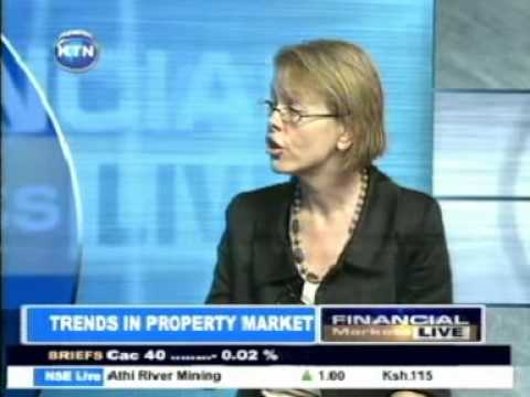 Interview with Jenny Luesby on property Index