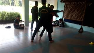 silat harimau -latihan 2