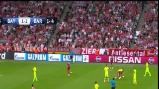 UEFA Champions League 2015 full | Bayern Munich vs Barcelona 3-2