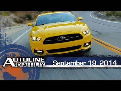 New Ford Mustang Driving Impressions, Cadillac Commits to Flagship - A