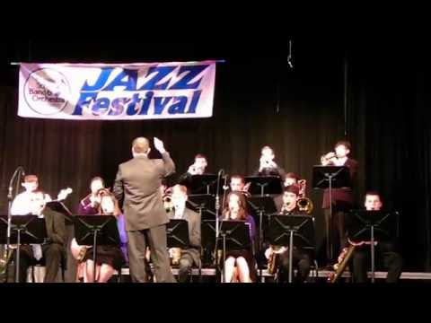 Fraser High School Jazz Band
