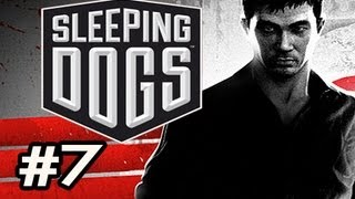 Sleeping Dogs Walkthrough w/Nova Ep.7: SOMEONE DIDNT MOVE