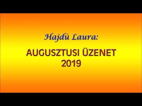 Hajdú Laura - Augusztusi üzenet