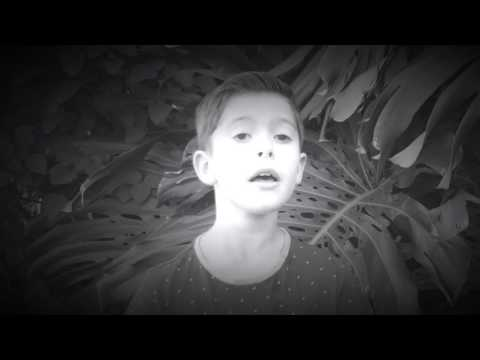 Ancient Words sung by 8 year old