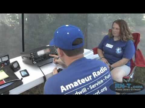 Northwest Georgia Amateur Radio Club Field Day 2010