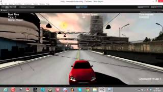 Game Creation Tutorial   7 Unity3d Car Game CREATING LAP AND CHECKPOINT SYSTEM 3)