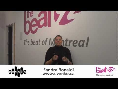 Evenkos Sandra Rinaldi - win Prince on The Beat of Montreal
