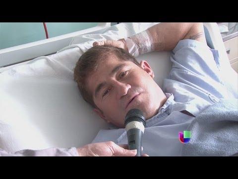 Náufrago José Alvarenga pidió que lo dejen en paz -- Noticiero Univisión
