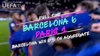UCL Fixture Flashback Barcelona 6-5 Paris