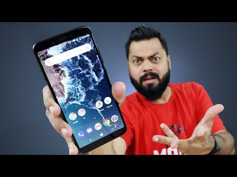 Mi A2 Unboxing & Review | Camera Test, Gaming Performance 🔥🔥