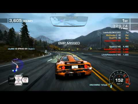 Need For Speed Hot Pursuit [HD] Multiplayer Hot Pursuit Hyper Series (Racer)