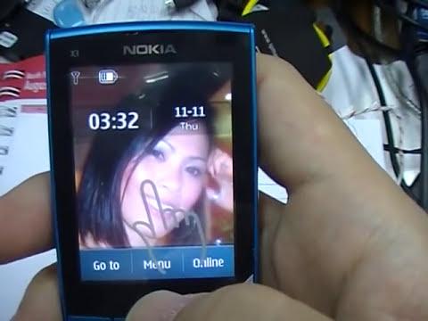 ปลดล็อค X3-02  โนเกีย Nokia  5730 5630 E52 E72 E73 E71 E63
