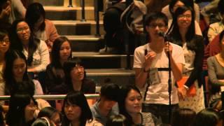 2013 博群書節 詞人的書單-林夕 (二)