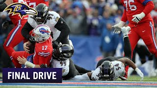 Keys to Beating The New York Jets  | Ravens Final Drive