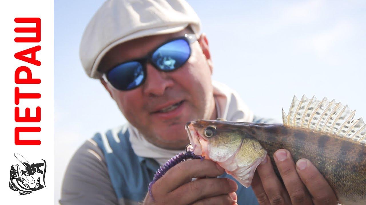 видео ловля судака на джиг летом видео