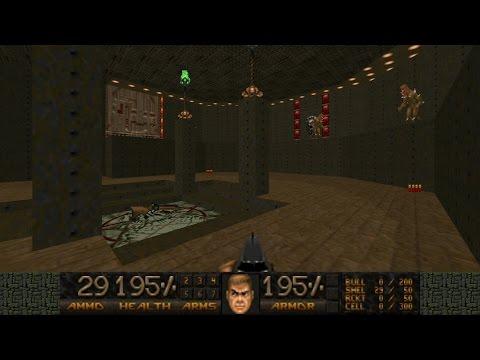 Doom2 Requiem MAP 9 Deep Down Below UV-Max in 5:28