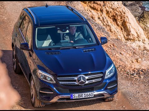 2016 Mercedes GLE Diesel 250d 4Matic Review Commercial New Mercedes ML SUV CARJAM TV HD 2K 2015