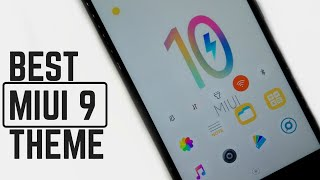 Best Miui 9 Theme Of The Week!6th Episode!Redmi Note 4/Redmi 4