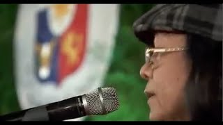 Freddie Aguilar Special Song On Rodrigo Duterte