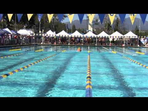 Junior Olympics Swim Meet 200 Breast Stroke 2012