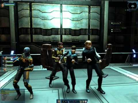 Bane's Star Trek Online beta music video